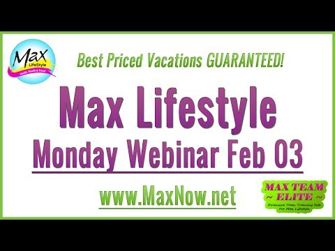 Max Lifestyle | Home Travel Business 2014 - Mon Feb 03