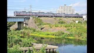 京成3700形 モハ3718形(WN駆動車) 京成佐倉→(快速)→押上