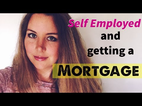 WARNING! How to get a mortgage while self employed
