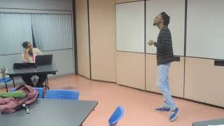 Life Anthem Speech 1ST attempt at public speaking class...