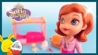 Princesse Sofia - Jouets, pâte à modeler, personnages