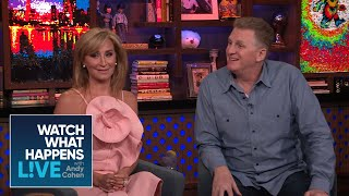 Sonja Morgan Says She Was Held At Knifepoint | RHONY | WWHL