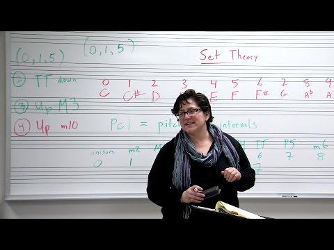 UW Classroom Glimpses: Music 2040 with Professor Anne Guzzo