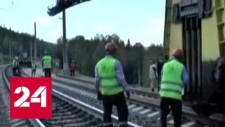Новая железная дорога свяжет Туву с Красноярским краем - Россия 24