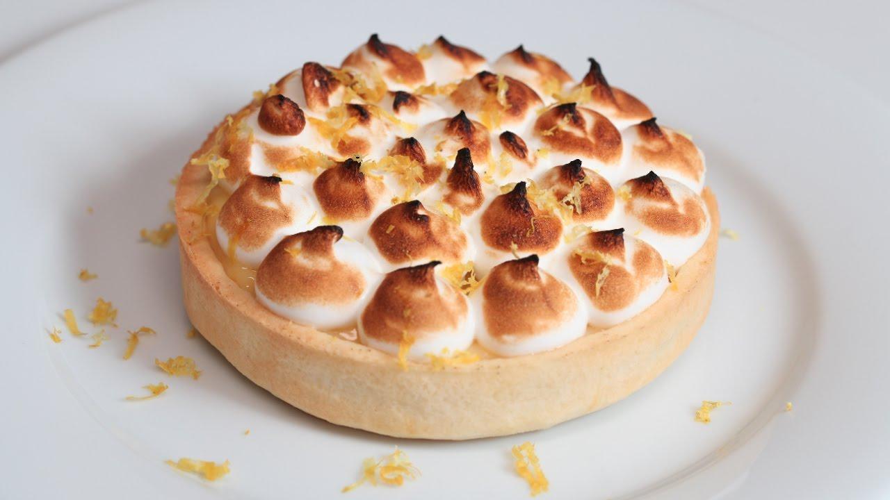 Ccmlc tarte au citron meringu e youtube - Tarte au citron cuisine az ...
