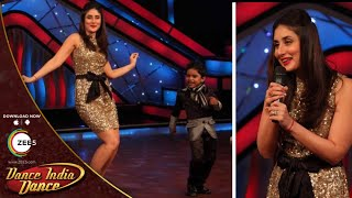 Kareena Kapoor Khan's JAW DROPPING Dance Performance At DID Dance Ke Superkids