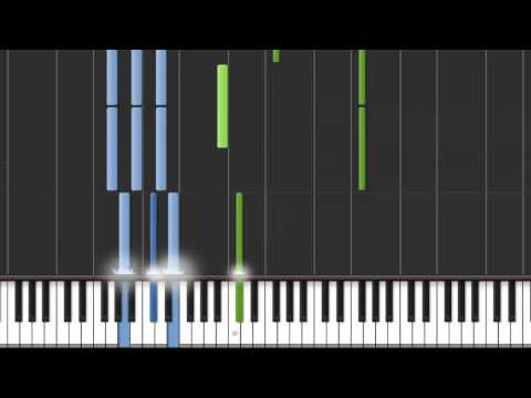 JOHN LEGEND - YOU & I (NOBODY IN THE WORLD) Piano Cover (Sheet + MP3)