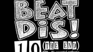 DJ KULTÜR - Beat Dis! 10 *CD2* (THE END) - 2001 Retro BreakBeat Session