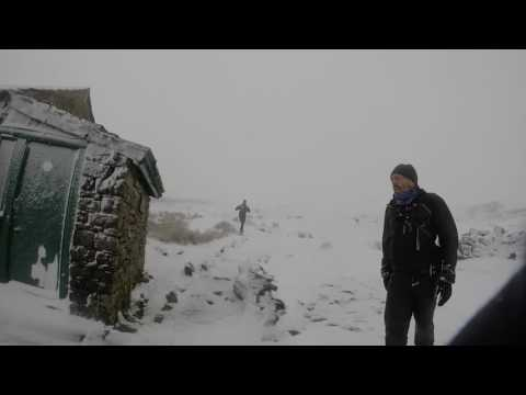 Spine recce. Dufton to Gregs hut