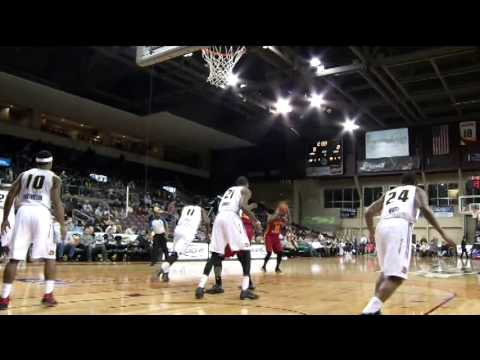 Highlights: Tony Mitchell (23pts) leads balanced Mad Ants offense in win v. Erie