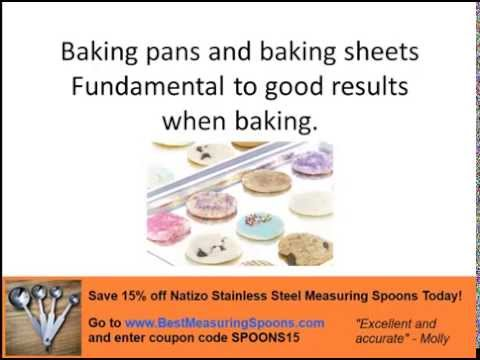 Baking Tools And Equipment baking tools and equipment -- the tools every baker needs - youtube