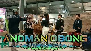 Anoman Obong | Versi Angklung |