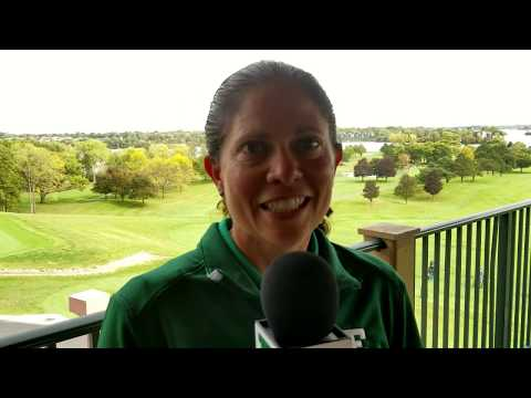 Pina Gentile Interview at  2017 Shirley Spork EMU Invitational