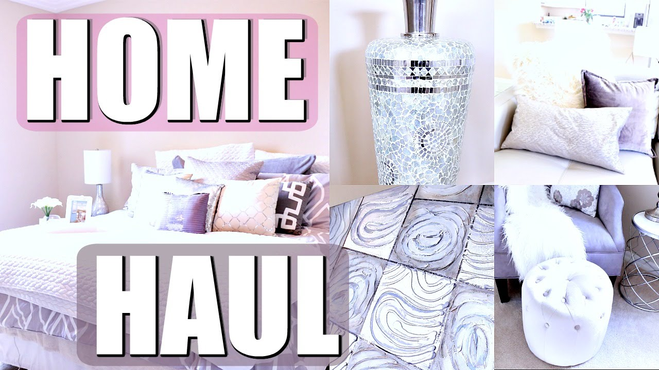 huge home decor haul   youtube