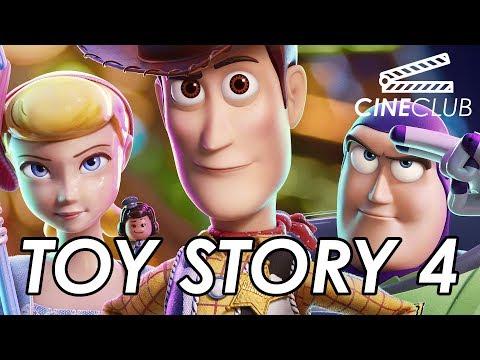 #CineClub: Toy Story 4   BIG BANG Films