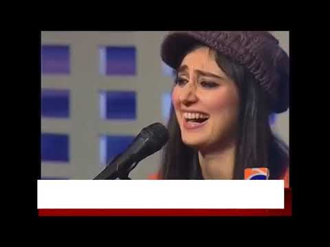 Aaja Aaja Main Hoon Pyar Tera ..by Ayesha Jahanzeb (Pak Singer)