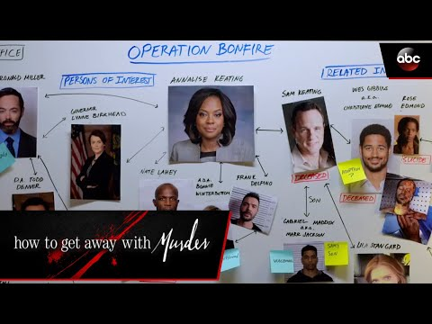 How To Get Away With Murder - The Killer Final Season