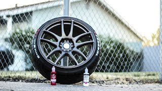 DIY tire lettering for under $5