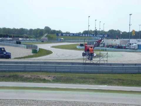 FIA European Truck Racing Championship - Lap 2 Race 1 At Assen 2009