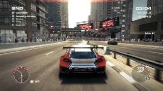 GRID 2 PC Multiplayer Race Gameplay: Tier 3 GC Auto GC-10 V8 in Dubai, Nakheel Vista