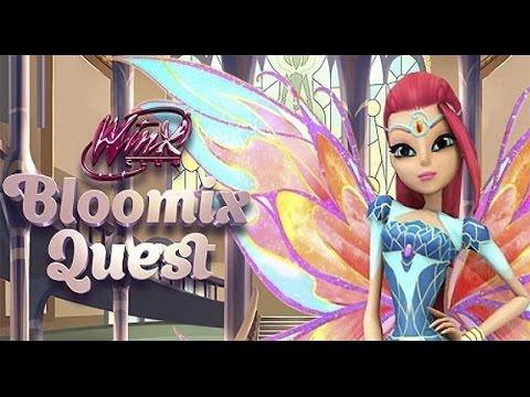 Винкс Школа Волшебниц Блумикс Квест - Winx Bloomix Quest