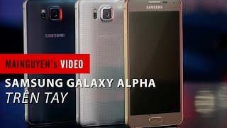 tren tay samsung galaxy alpha chinh hang - wwwmainguyenvn