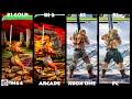 Killer Instinct TUSK Graphic Evolution 1996-2016 | N64 ARCADE XBOX ONE PC | PC ULTRA