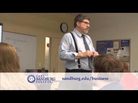 Carl Sandburg College - Noble Hampton :30 Spot