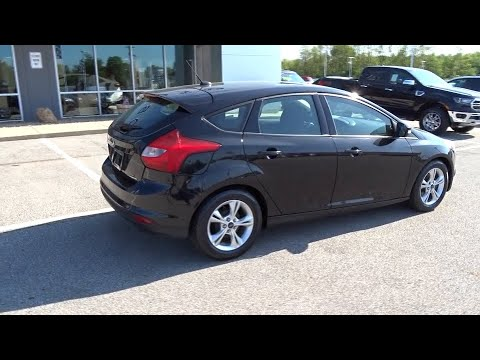 2014 Ford Focus Columbus, Lancaster, Central Ohio, Newark, Athens, OH CM19025B