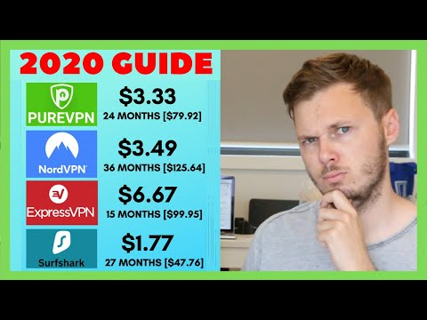 BEST VPN 2020! 🔥 VPN COMPARISON + NETFLIX TESTS! 💻😮