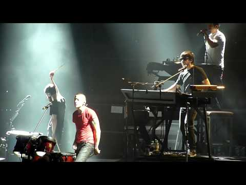 HD  Linkin Park  Empty SpacesWhen They Come for Me  in Linz, 23102010, Austria