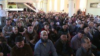 Тысячи мусульман встретили Ураза-байрам в столице Якутии
