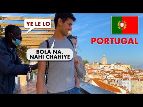Traveling to Portugal under Lockdown | Dhruv Rathee Vlogs