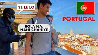 Traveling to Portugal under Lockdown | Dhruv Rathee Vlogs