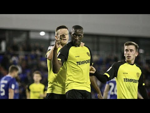 Climbing Up the Leagues | Lucas Akins | All Burton Albion goals