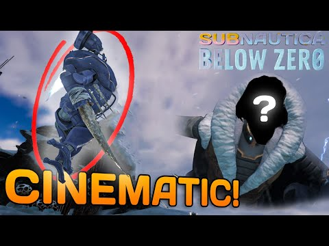 NEW CINEMATIC & CHARACTER! (Below Zero update) | Subnautica News #145
