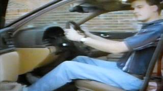 1995 Lincoln Continental motorweek road test