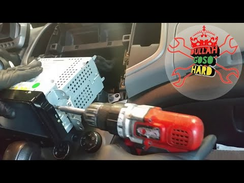 Chevy Sonic Radio Replacement