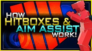 Are Character Hitboxes the Same? + How Aim Assist Works in BO4!