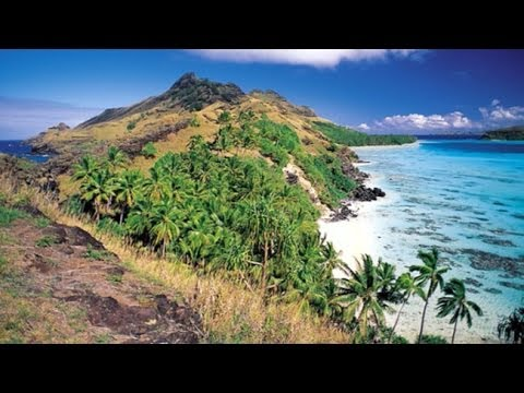 Island Landscapes or Sauer Among the Polynesians