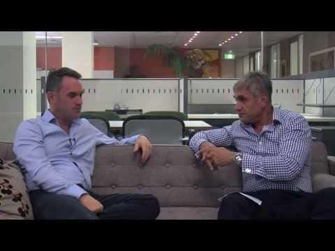 Tom Panos interviews John McGrath part 3/3