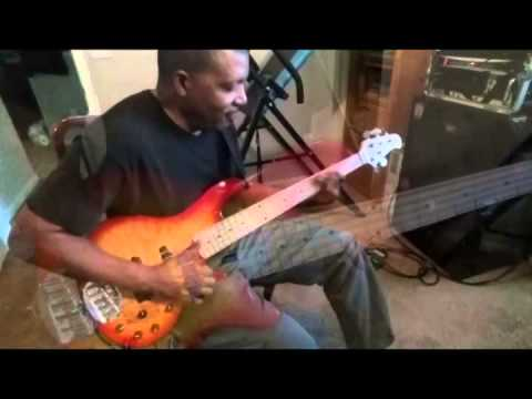 Lets Get Blown (Snoop Dogg) Bass Cover