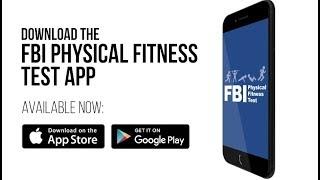 FBI Physical Fitness Test App thumb