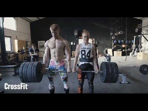 Meridian Regional: Team CrossFit Copenhagen 1