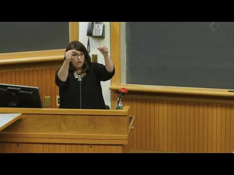 Kristan Hawkins Has To Explain Reproduction To Ivy League Students