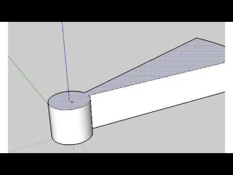 Como desenhar uma escada em caracol em 3d no sketchup sem for Architecte 3d ou sketchup