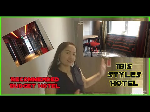 Ibis Styles Hotel | Hotel Room Tour | Membership Rate |