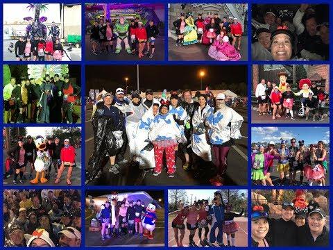 2018 Disney World Marathon - 01.07.18