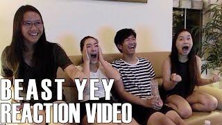 Video BEAST (비스트)- YEY (Reaction Video) download MP3, 3GP, MP4, WEBM, AVI, FLV Juli 2018