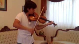 Mägo de Oz Satania Cover Violin